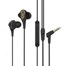 Наушники UiiSii BA-T8 Dual Dynamic Drivers Earphones