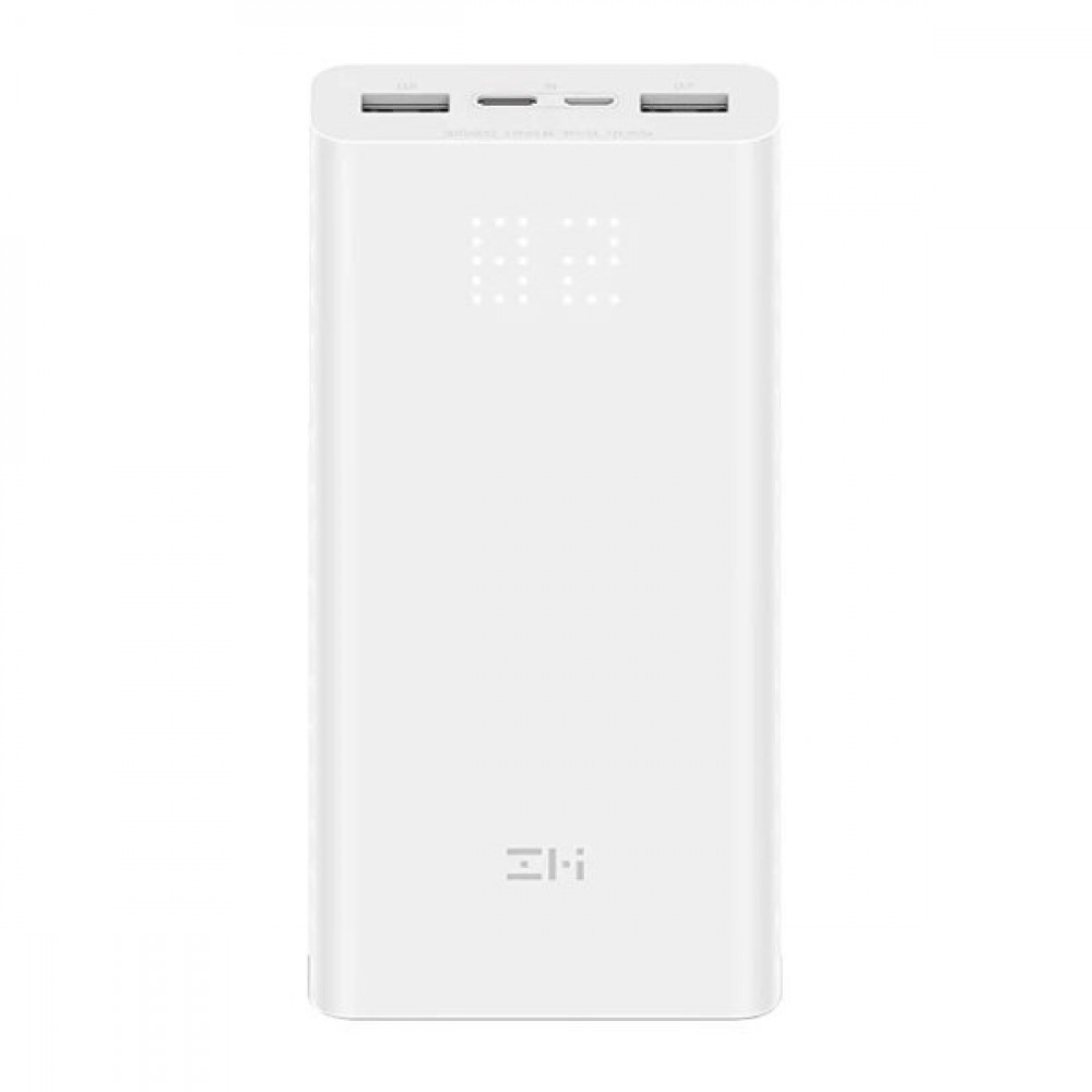 Внешний аккумулятор Xiaomi Mi ZMI Aura 20000 mAh