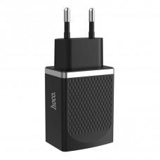 Сетевое зарядное устройство Hoco USB Charger C42A