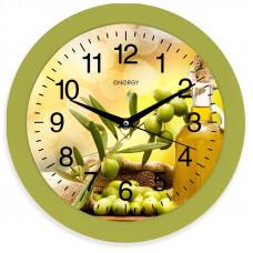 Часы настенные кварцевые ENERGY ЕС-100