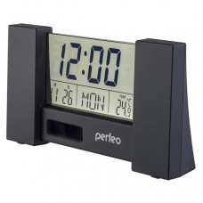 Часы-будильник Perfeo City